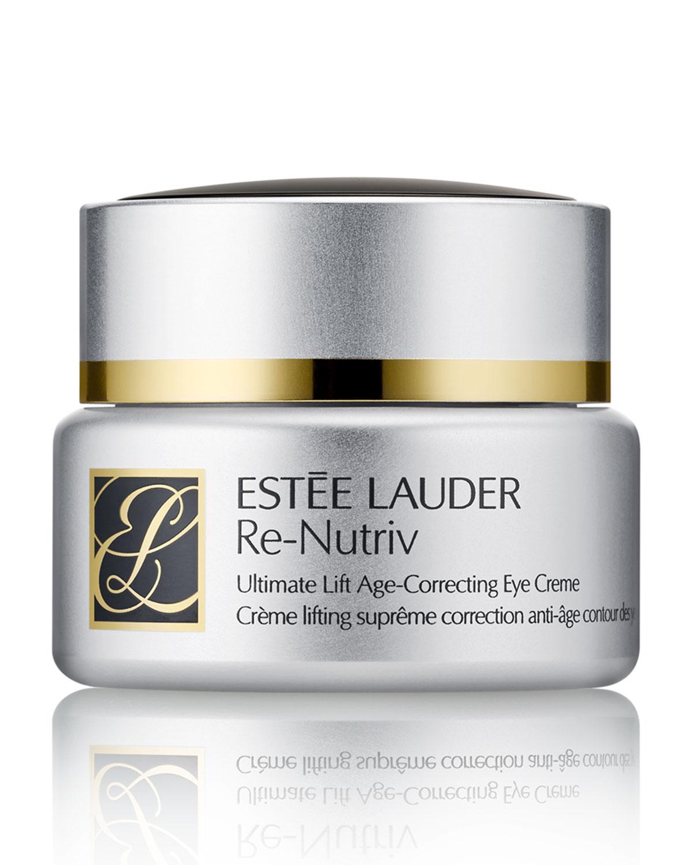 Estee Lauder - Re-Nutriv Ultimate Lift Age-Correcting Eye Creme -15ml0.5oz