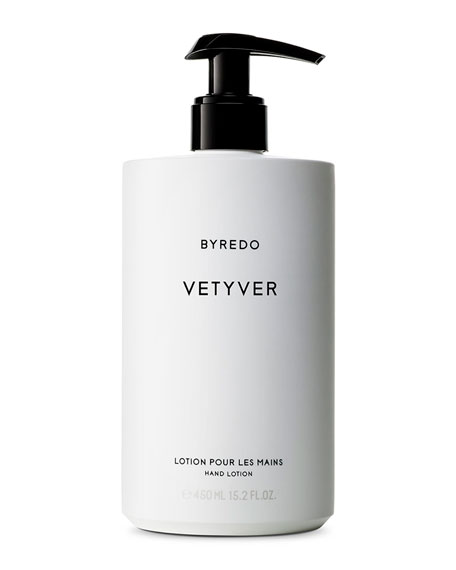 Byredo Vetyver Hand Lotion, 15 oz./ 450 mL