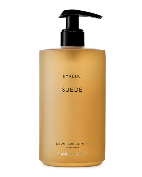 Byredo Suede Hand Wash, 15 oz./ 450 mL
