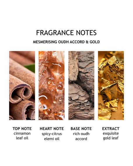 Molton Brown Mesmerizing Oudh Accord & Gold Bath & Shower Gel, 10 oz./ 300 mL