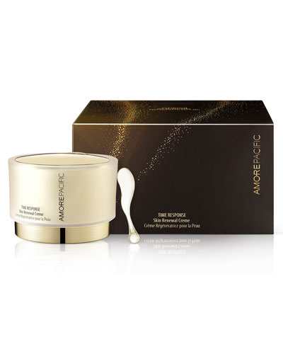 Limited Edition Luxury-Size TIME RESPONSE Skin Renewal Crème, 3.4 oz. ($900 Value)