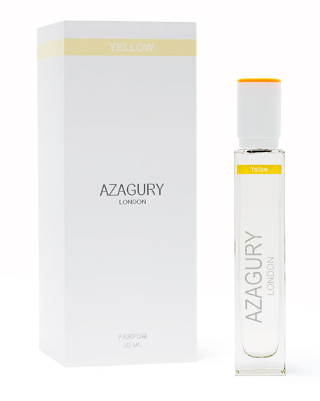 AZAGURY Yellow Perfume, 1.7 oz./ 50 mL