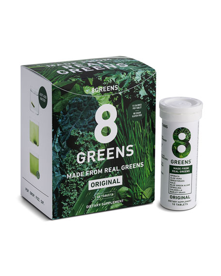 Essential Greens Booster, 60 tablets
