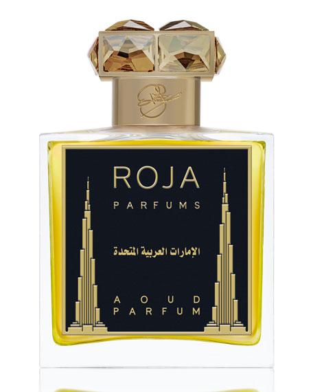 Roja Parfums United Arab Emirates Aoud Parfum, 1.7 oz./ 50 mL