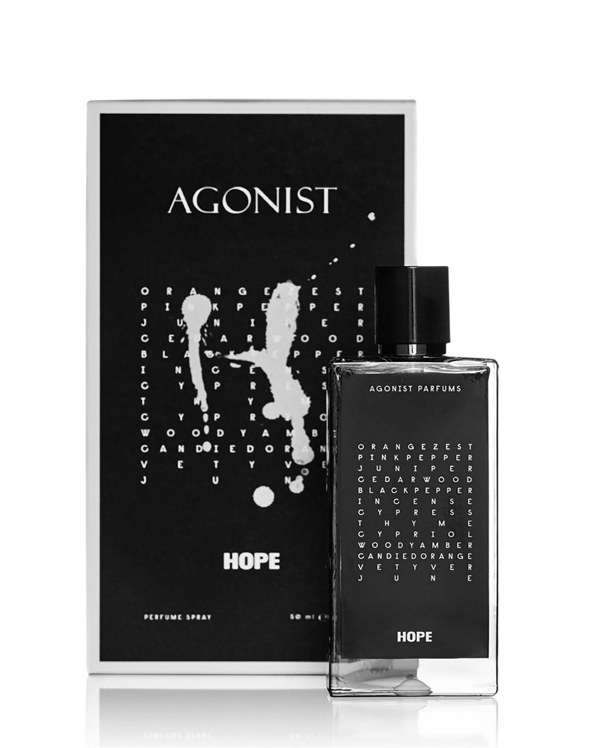 Hope Perfume Spray, 1.7 Oz./ 50 M L by Agonist