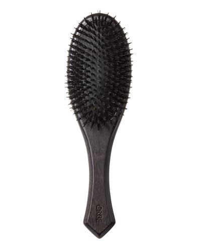 Flat Hairbrush - Mixed Bristle
