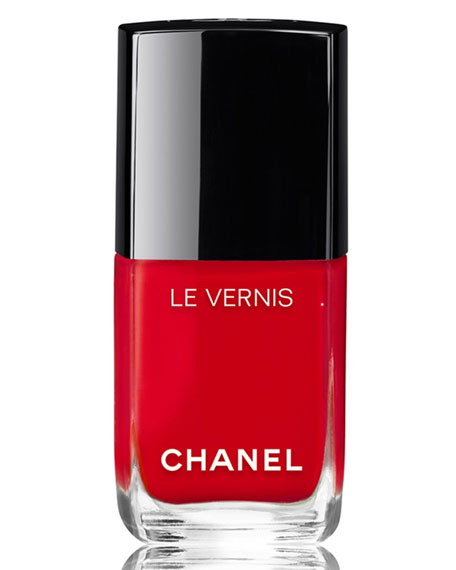 LE VERNIS - Red LONGWEAR NAIL COLOUR