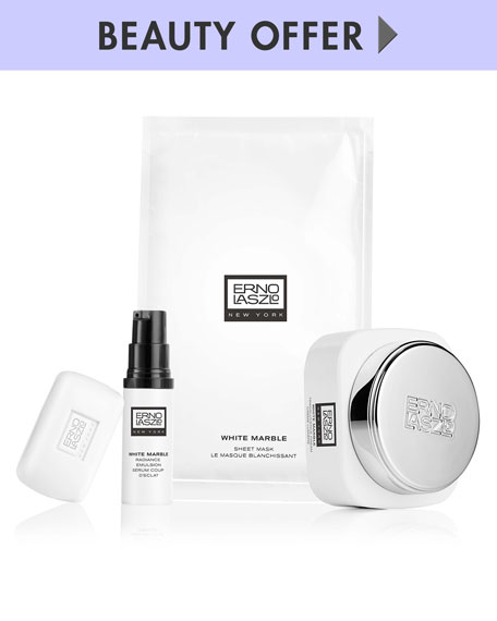Receive a free 5-piece bonus gift with your $120 Erno Laszlo purchase