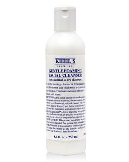 Kiehl's Since 1851 Gentle Foaming Facial Cleanser, 8oz