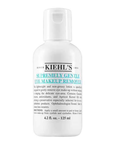 Kiehl's Since 1851 Supremely Gentle Eye Make-Up Remover,