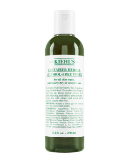 Kiehl's Since 1851 Cucumber Herbal Toner, 8.4oz