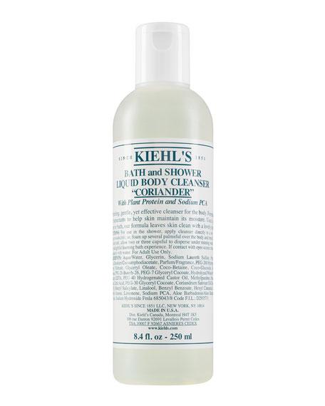 Kiehl's Since 1851 Coriander Bath & Shower Liquid Body Cleanser, 8.4 oz.