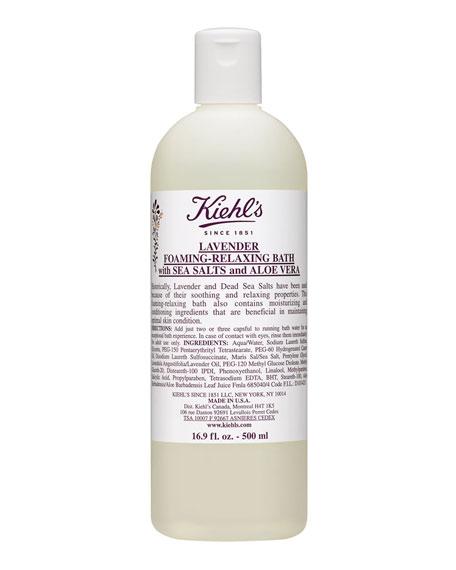 Lavender Foaming-Relaxing Bath, 16.9oz