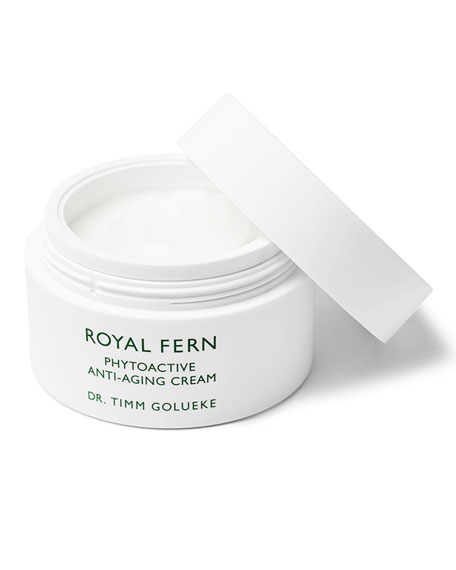 Royal Fern Phytoactive Antiaging Cream, 1.7 oz./ 50 mL