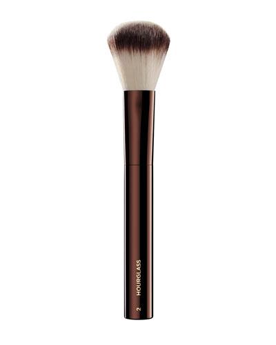 No. 2 Foundation/Blush Brush
