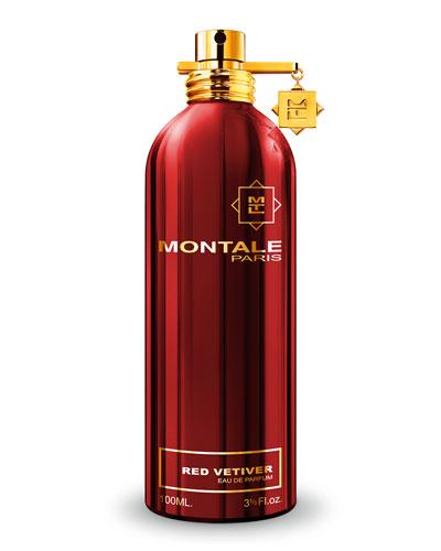 Red Vetiver Eau de Parfum  3.4 oz./ 100 mL