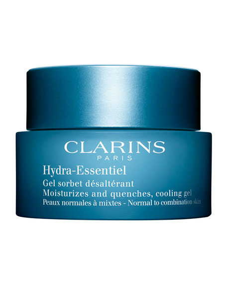 Clarins Hydra-Essentiel Cooling Gel, 1.7 oz./ 50 mL
