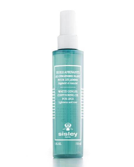 White Ginger Contouring Oil for Legs