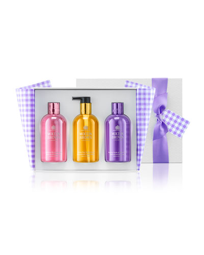 Picnic Bath & Hand Trio Set