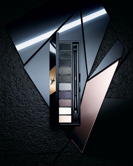 Yves Saint Laurent Beaute Underground Couture Variation 10-Color Expert Eye Palette