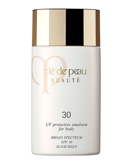 Cle De Peau UV Protective Emulsion For Body