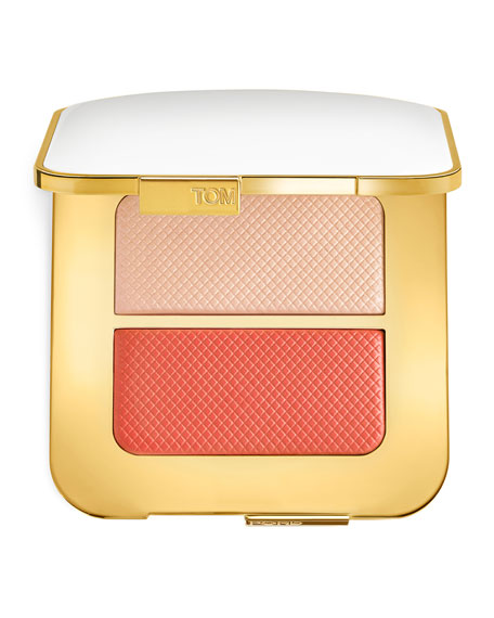 TOM FORD Sheer Cheek Duo – Paradise Lust