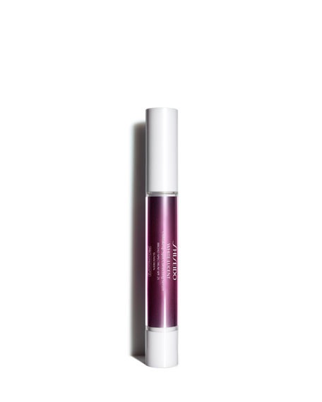 Shiseido White Lucent On-Makeup Spot Correcting Serum Broad Spectrum SPF 25, 0.16 oz.