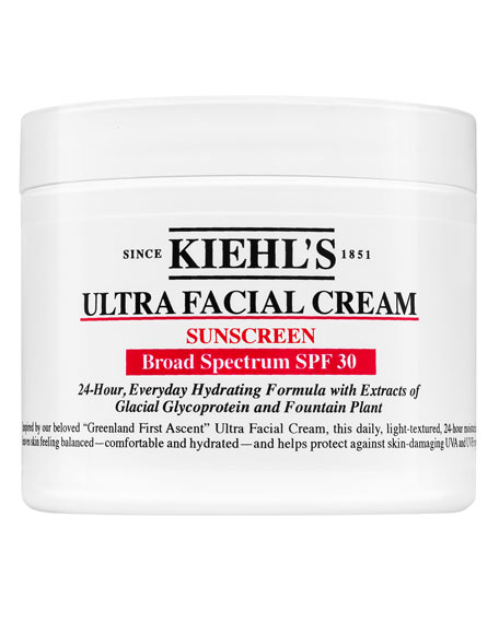 Kiehl's Since 1851 Ultra Facial Cream SPF 30, 4.2 oz.