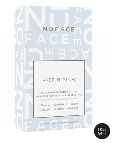 Yours with any $199 NuFace purchase