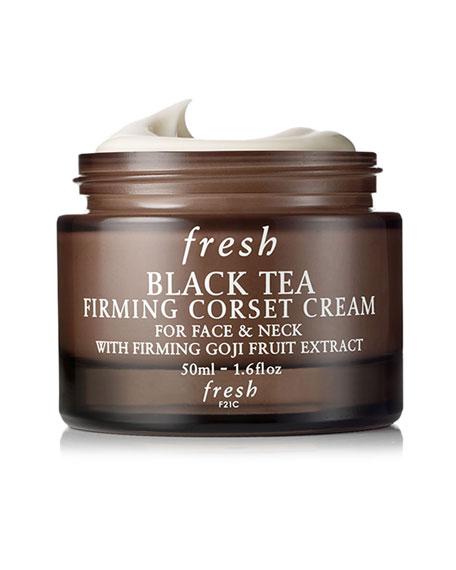 Fresh Black Tea Firming Corset Cream Firming Moisturizer, 1.6 oz.