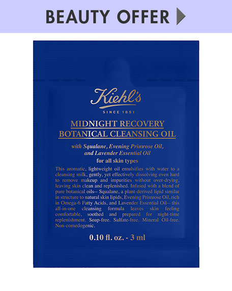 Midnight Recovery Botanical Cleansing Oil, 3 mL