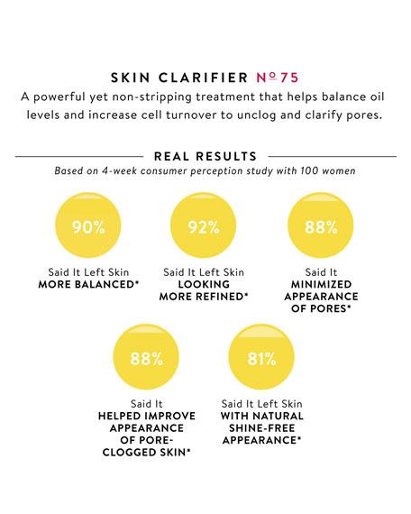 Skin Clarifier No. 75 - Pore & Oil Control