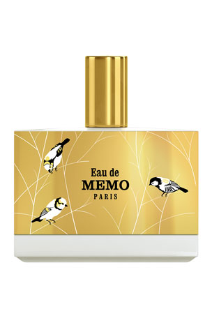 Memo Paris 3.4 oz. Exclusive Eau de Memo Eau de Parfum