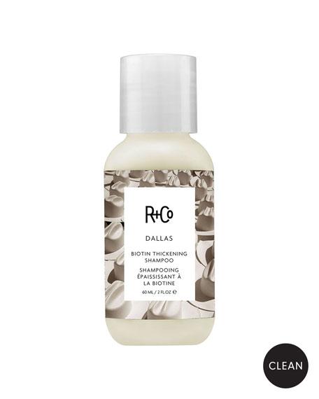 Travel Dallas Thickening Shampoo, 1.7 oz./ 50 mL