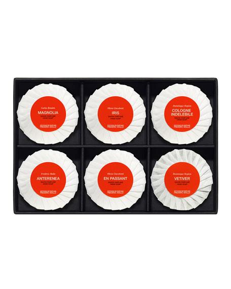 Soap Coffret, 6 x 50 g