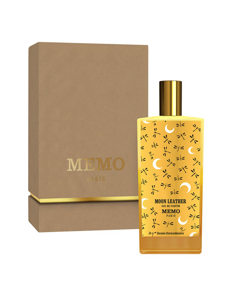 Memo Paris Moon Leather Eau de Parfum, 2.5 oz./ 75 mL