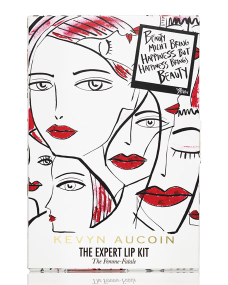 Kevyn Aucoin The Expert Lip Kit Femme Fatale