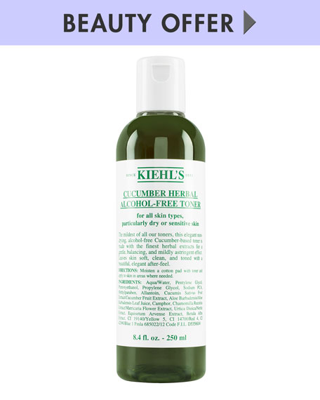 Yours with any $125 Kiehl's Purchase