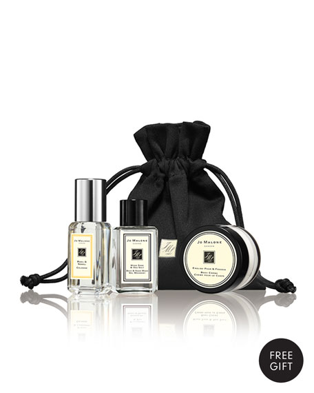 Receive a free -piece bonus gift with your $175 Jo Malone purchase
