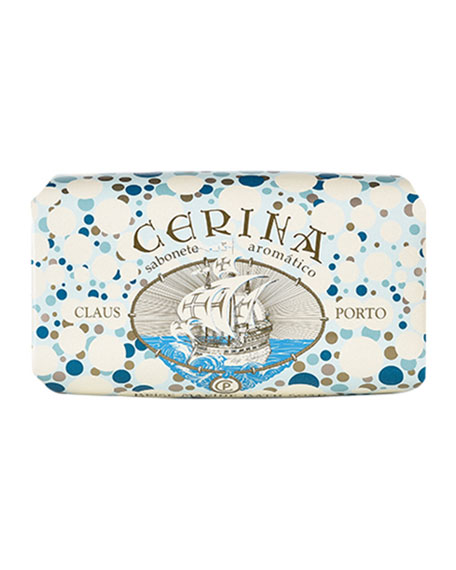 Claus Porto CERINA - BRISE MARINE SOAP, 150G