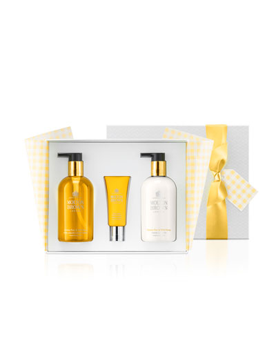 Pear & Honey Hand Set