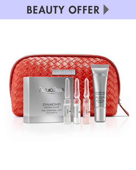 Receive a free 5-piece bonus gift with your $350 Natura Bissé purchase