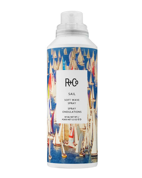 R+Co SAIL Soft Wave Spray, 5.2 oz.