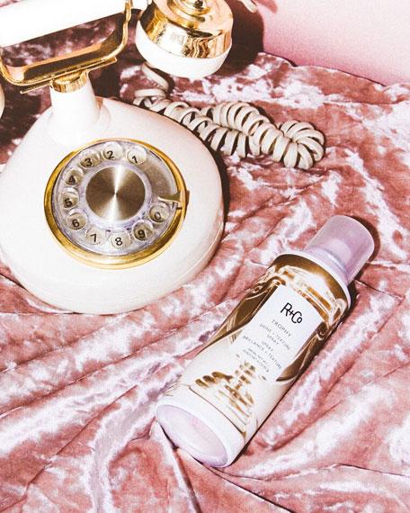 R+Co TROPHY Shine Texture Spray, 6 oz.