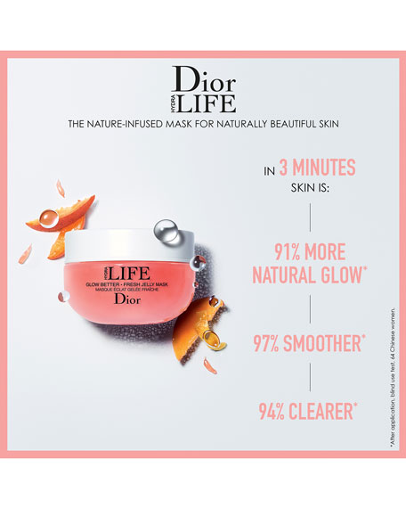 Hydra life Glow Better Fresh Jelly Mask<br>