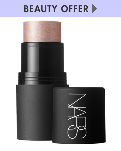 Yours with any $85 NARS purchase—Online only*