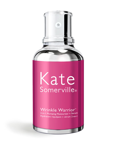 Wrinkle Warrior 2-in-1 Moisturizer Serum, 50 mL