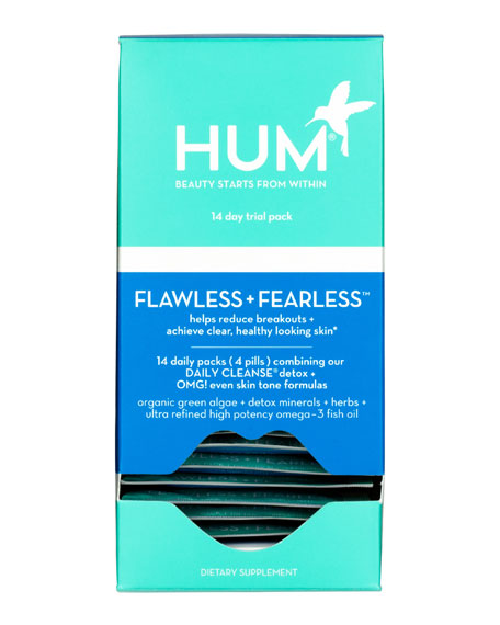 Hum Nutrition Flawless + Fearless™ Supplement