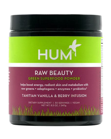 Hum Nutrition Raw Beauty™ Powder – Tahitian Vanilla