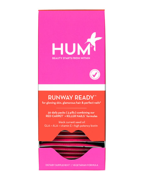 Hum Nutrition Runway Ready™ Supplement